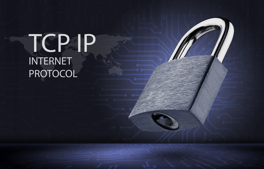 Attacks on the TCP/IP protocol